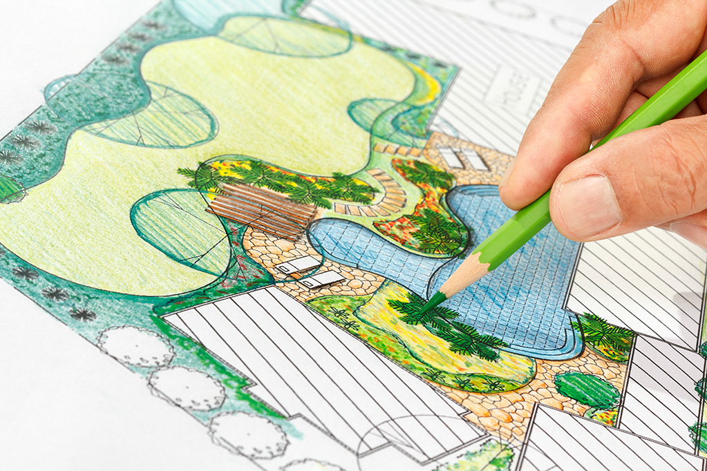 Projektovanje zelenih površina